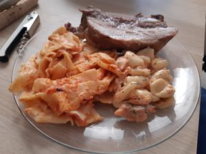 inauguration cours de cuisine