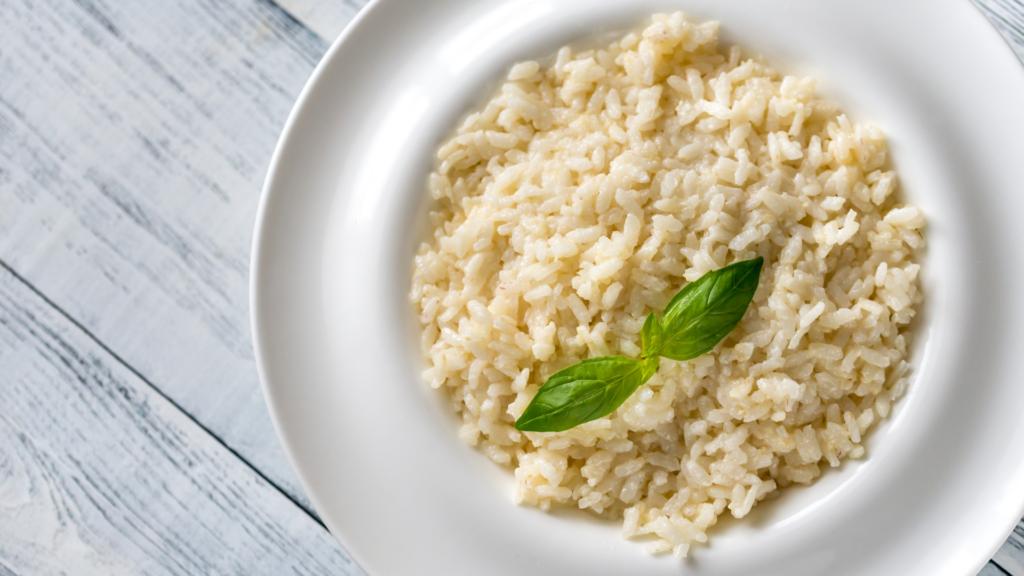 histoire du risotto