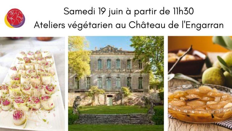 Chateau engarran cuisine